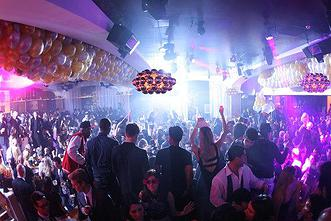 Las Vegas Hyde Nightclub